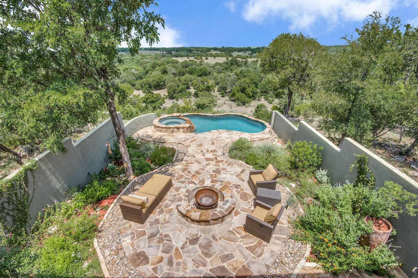 Your own private Hill Country getaway.