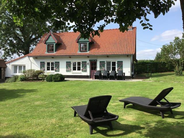 La Maison du Ryveld
