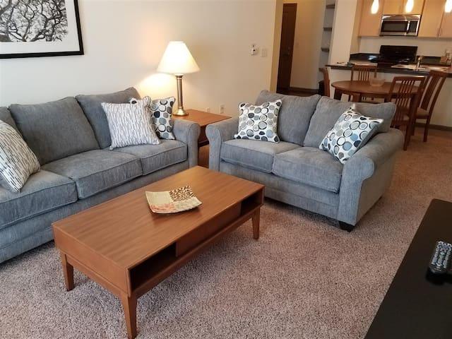 2BD/2BA apartment near Oakley/Hyde Park