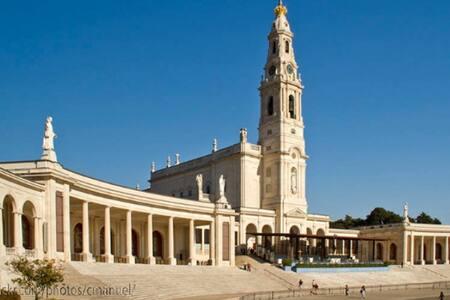 Maison Fatima visite pape