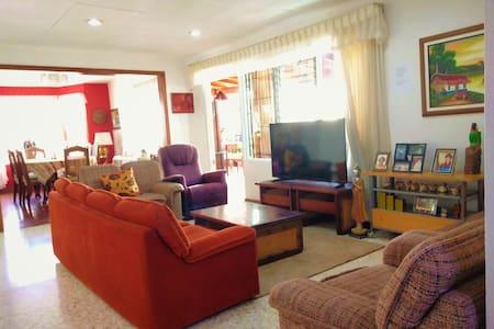 Azuay Room- Habitación Azuay (inside Casa Kitus)