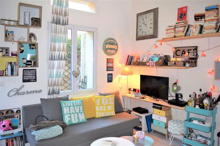 Superb apartment near Montparnasse - Paris - Apartemen