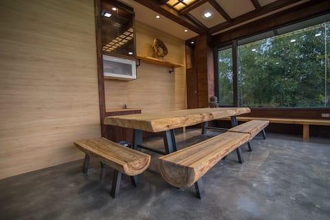 《京岄山居》阿里山樹梢旅棧