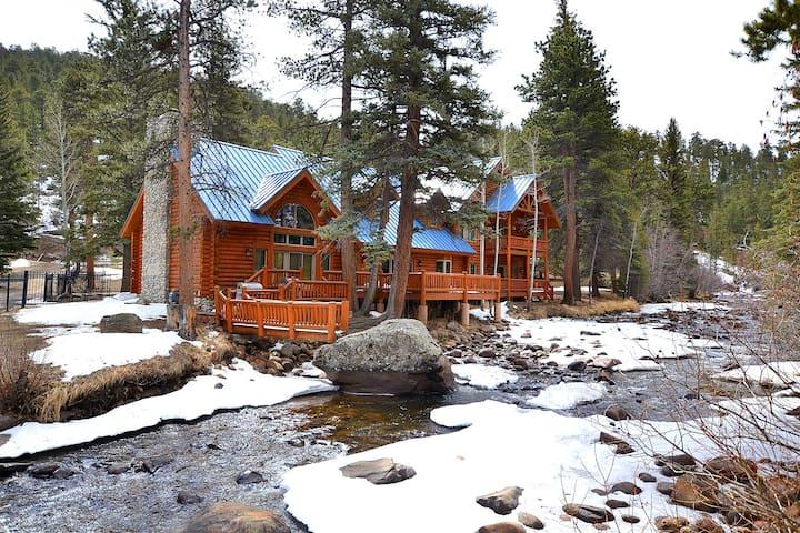 Blue Spruce Manor - Distinguished Mtn Lodging