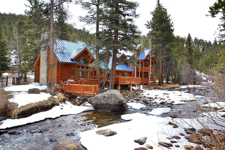 Blue Spruce Manor - Distinguished Mtn Lodging
