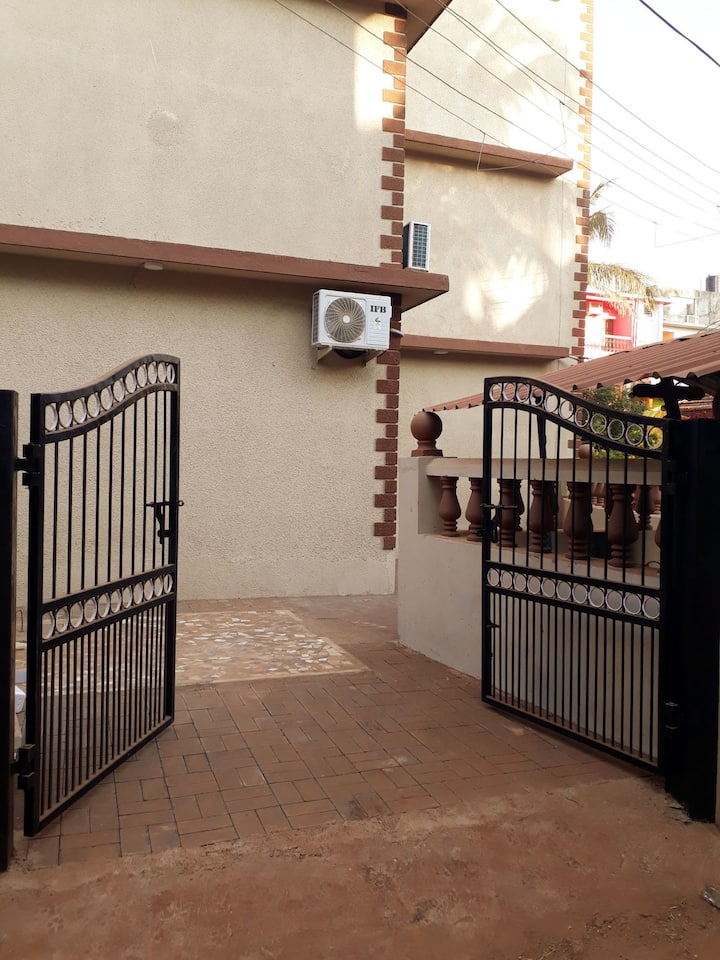 Sulcar 1 bedroom home at calangute