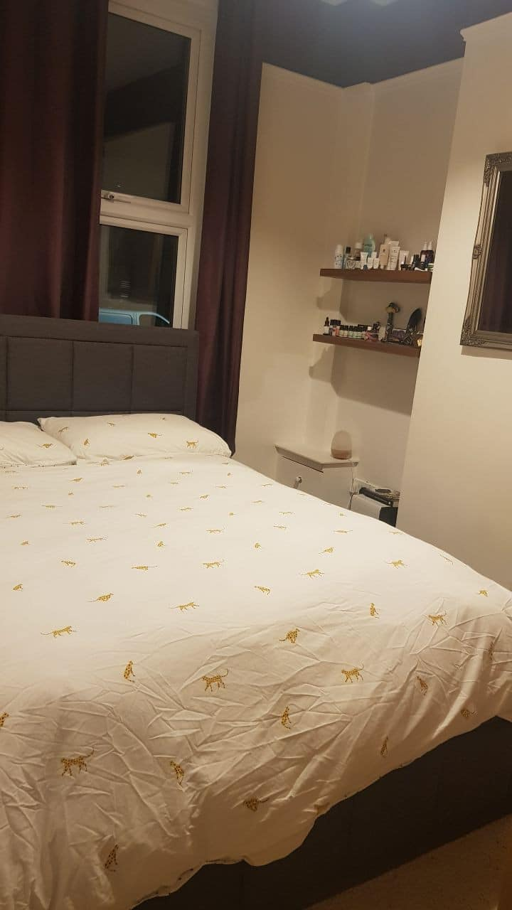 Double room at charming & cosy Georgian flat!
