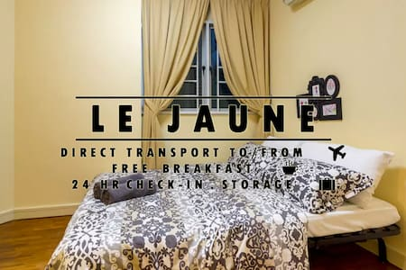 J3 Cosy room . Free Breakfast @ Central station - Kuala Lumpur