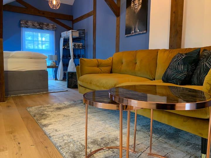 Stylisches  Apartment, mit neuen Möbeln