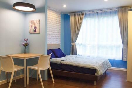 HOC1/4 Sweet Room Chiang Mai University&DoiSuthep - Apartemen