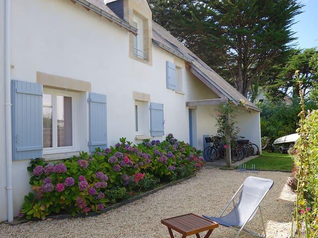 Villa contemporaine proximité plage - Carnac - Hus