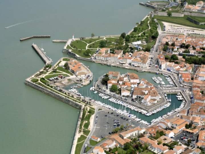Port Saint Martin de Ré - Tour de France 2020