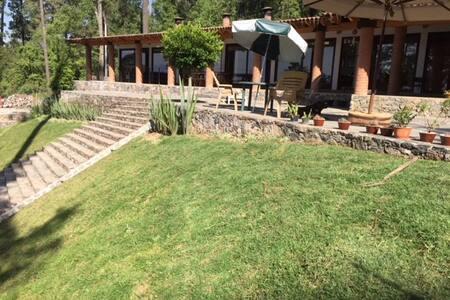 Casa MAO Cerro Gordo, Valle de Bravo