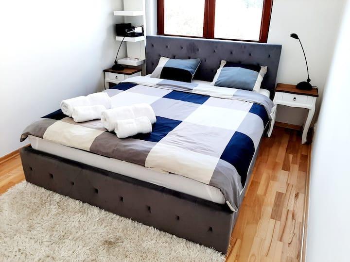 Cosy room in Mokotów