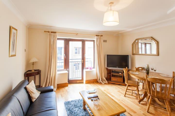 Cozy 1 Bed apartment City Center-90 - Dublin - Daire