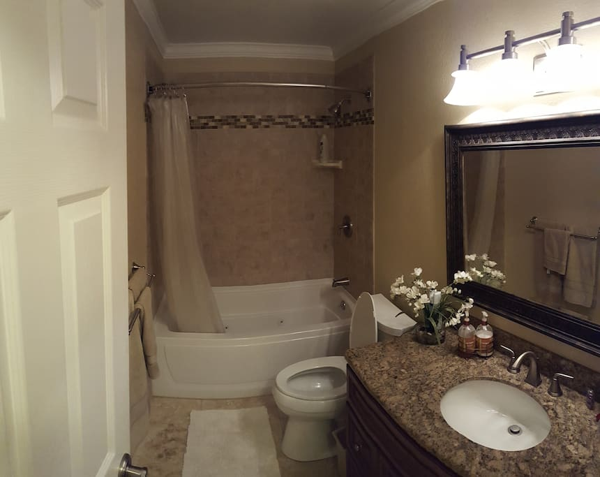 Updated Bathroom for use