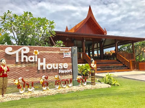 Thai House Resort Hua Hin (Two bedroom Bungalow)