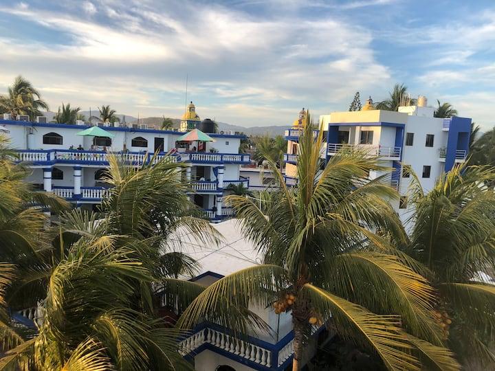 Bungalows Paraíso Laguna del Tule BWCH