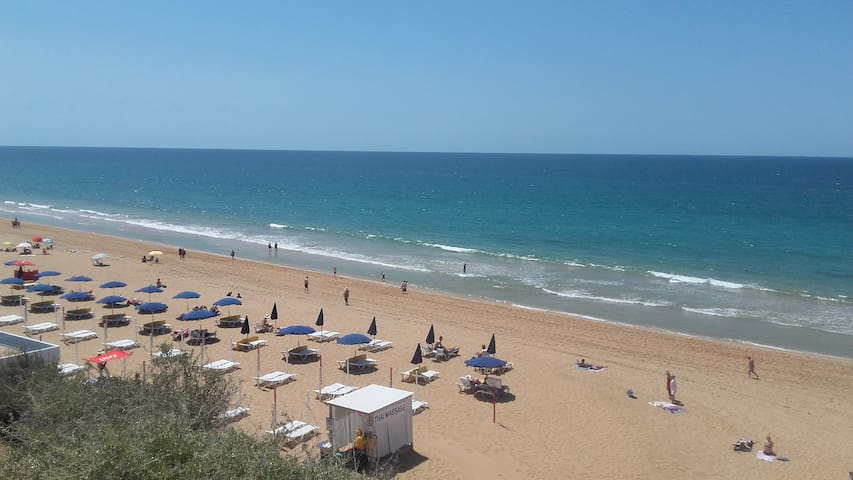BELA VISTA - ALBUFEIRA - Appartement vue sur mer