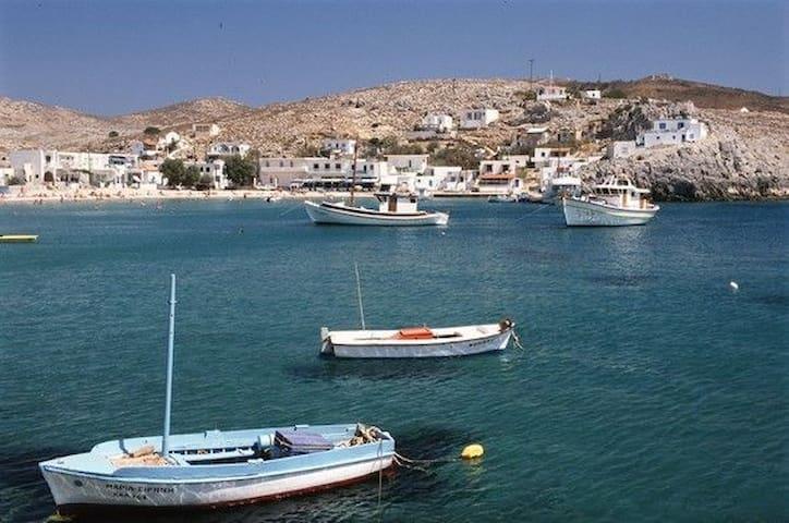 ΜΙΚΡΟ ΔΙΑΜΕΡΙΣΜΑ - Pserimos - Byt