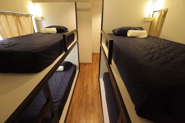 Hotel N45 - More comfort Less price (8 beds dorm) - Kulai - Dorm