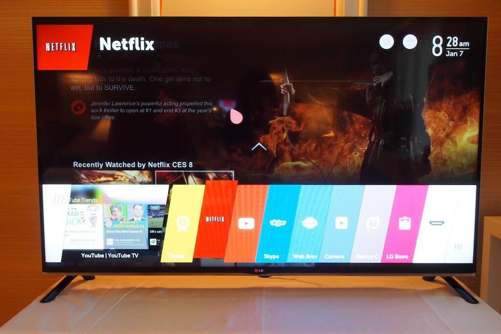 Netflix HD (U.S. Version)  on TV
