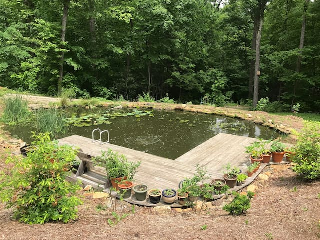 Mtn. Eco Retreat- 27 miles from Equestrian Center