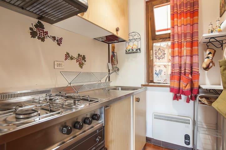Casa Romantica nel cuore della Sila - Camigliatello Silano - Flat