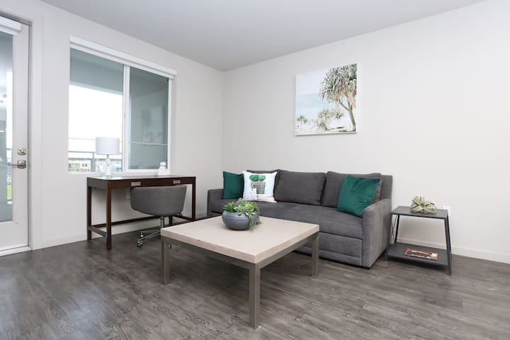 Great Amenities & All Brand New, 1BR by TRIBE