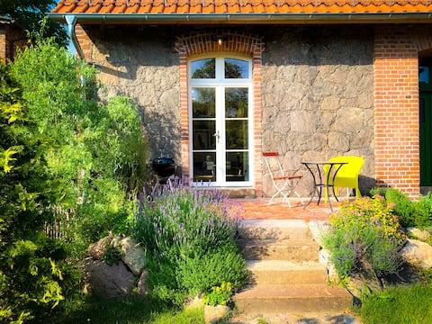 """Studio """"Ronja"""" im Alten Backhaus, inkl. Sauna"""