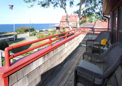 GULLY POINT OCEAN VIEW RENTAL STEPS FROM THE OCEAN - Rockport - 公寓