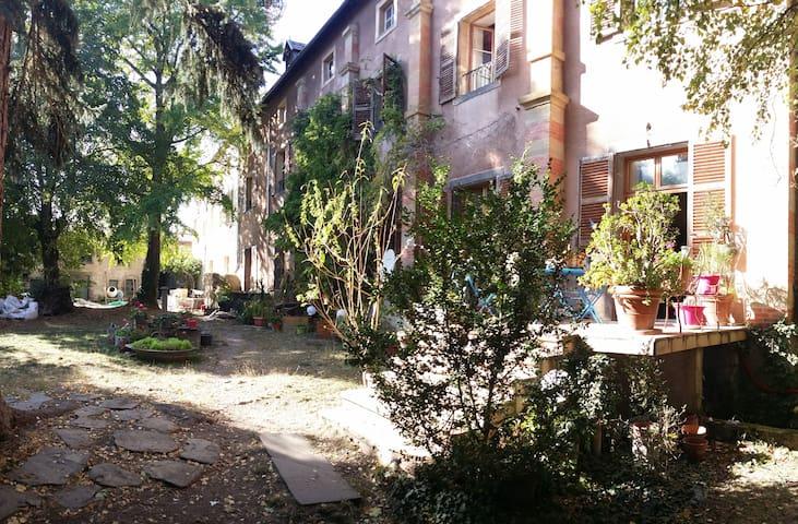 Chambre familiale Morgane, monastère des Recollets