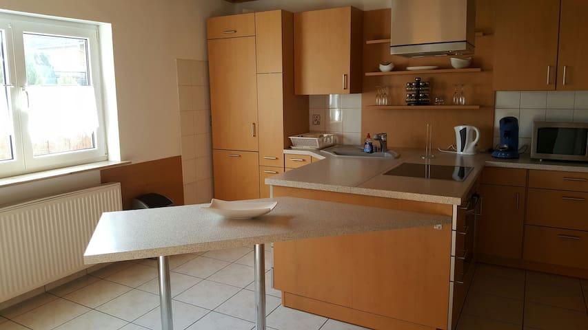 Moderne gemütliche Wohnung - Bruchmühlbach-Miesau - Apartment
