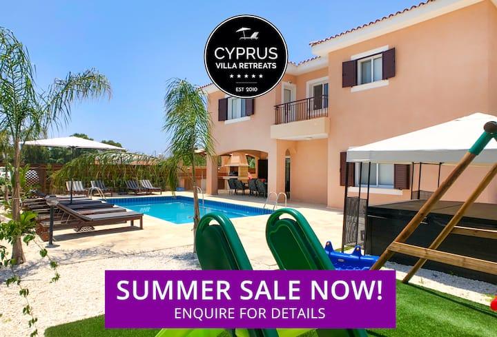Villa Isla, by Cyprus-Villa-Retreats.com