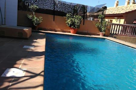 Encantadora casa piscina privada - Pinos de Alhaurín - Talo