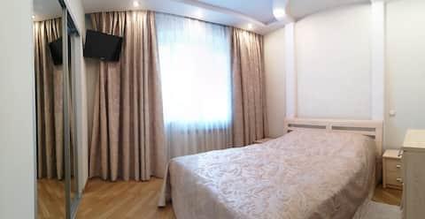 Большие апартаменты в центре Ровно