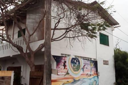 La Casa Blanca in Curia, Ecuador: Eco Artist Haven