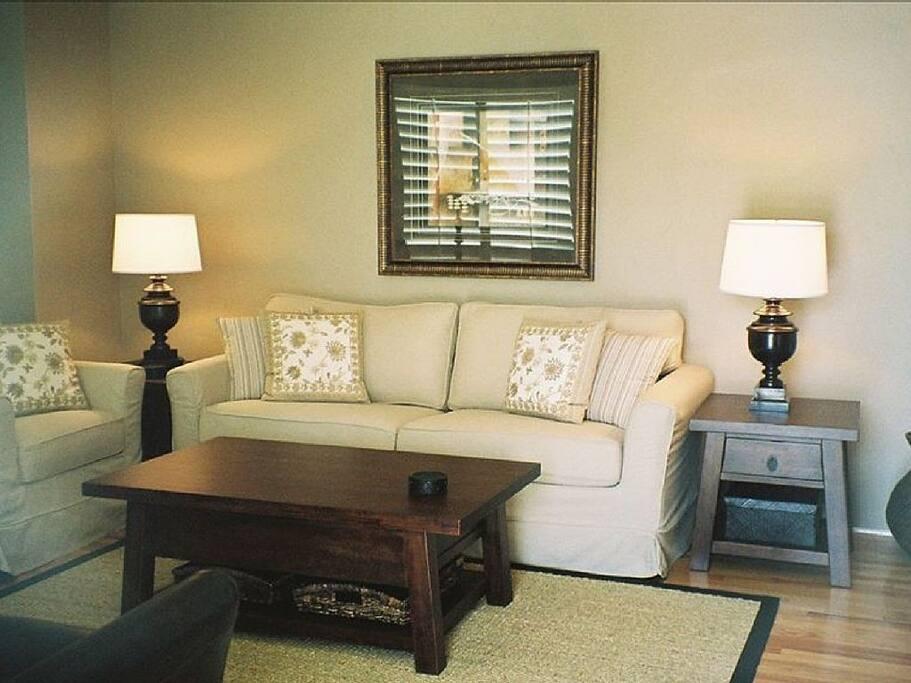 Newly Decorated Interior