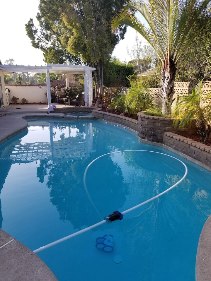 Spacious Bright Mission Viejo House w/ Pool