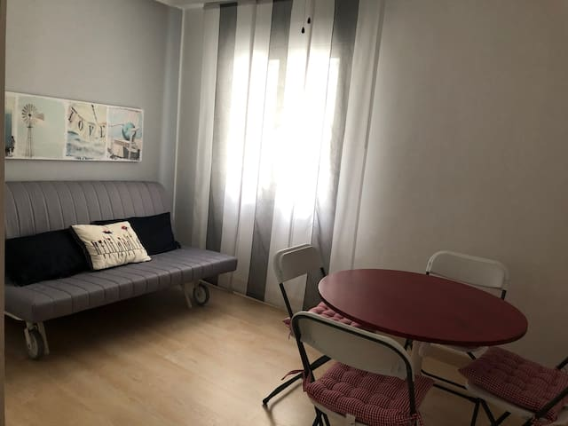 Dormitorio sofá-cama doble