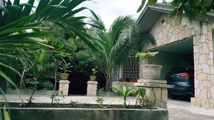 Residence privée à la Croix-des-bouquets