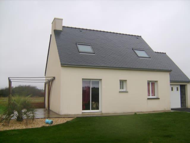 Location Maison Vacance Plouhinec