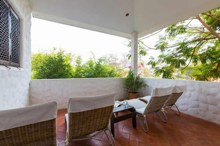 2 Bedroom Suite with Deck-BTC Boutique Resort 2-D2
