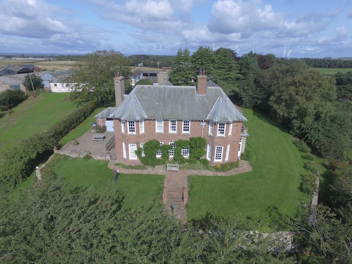 Mansion living, 5 mins j44 M6 Carlisle