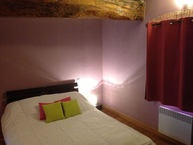Chambre avec Piscine, Spa, Sauna - Teyssode  - House