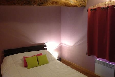 Chambre avec Piscine, Spa, Sauna - Teyssode