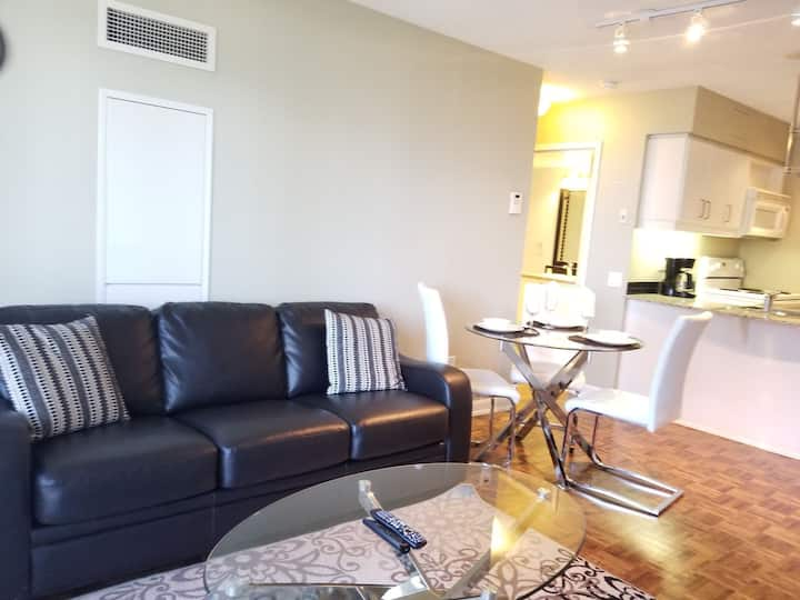 LUXURY FURNISHED CONDO AT YONGE & SHEPPARD