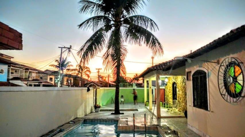 Casa 4 quartos Piratininga-  Itaipu
