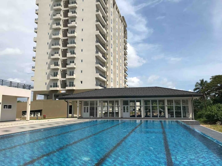 2 Bedroom Apartment in Galle near Unawatuna Beach