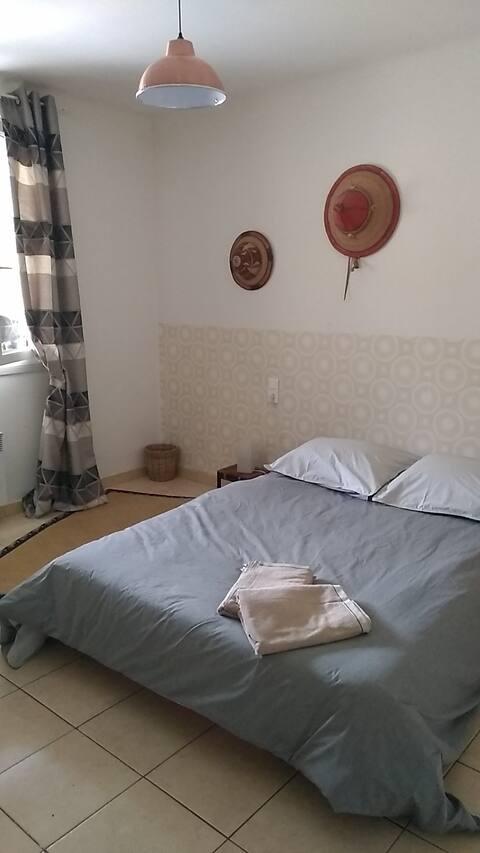 chambre à Limoux, Bienvenue Nout Kaz !